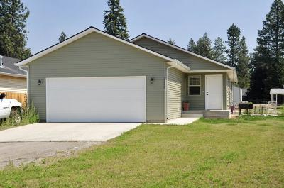 Spirit Lake Single Family Home For Sale: 32550 N 5th Ave