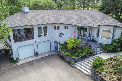 Coeur D'alene Single Family Home For Sale: 8396 N Westview Dr