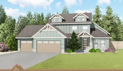 Hayden Single Family Home For Sale: 1038 E Gravelstone Ct
