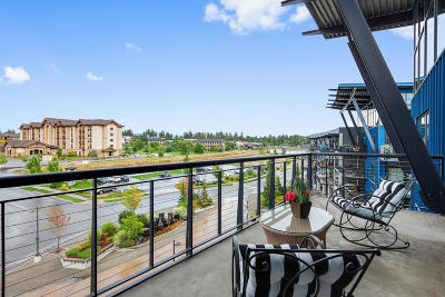 Coeur D'alene Condo/Townhouse For Sale: 1950 W Bellerive Ln #411