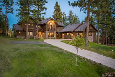 Coeur D'alene Single Family Home For Sale: 17884 S Basalt Dr