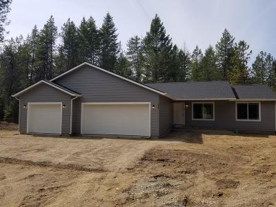 Priest River Single Family Home For Sale: NNA Eldenberg Rd