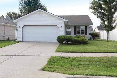 Coeur D'alene Single Family Home For Sale: 7484 N Wheatfield Dr
