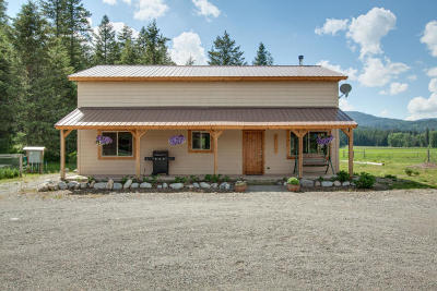 Priest Lake, Priest River Single Family Home For Sale: 65 Polonium