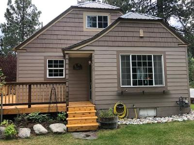 Single Family Home For Sale: 44070 Silver Valley Road