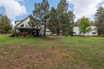 Spirit Lake Single Family Home For Sale: 35133 N Kelso Dr