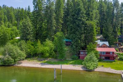 Harrison Single Family Home For Sale: 144098 S Fern Loop