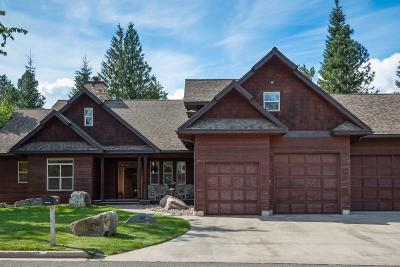 Sandpoint Single Family Home For Sale: 190 Canoe Cove