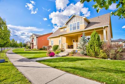 Coeur D'alene Single Family Home For Sale: 2693 W Dumont Dr