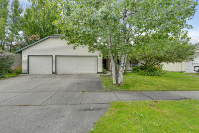 Post Falls Single Family Home For Sale: 900 E Autumn Crest Lp