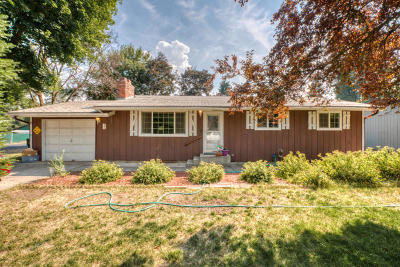 Post Falls Single Family Home For Sale: 303 W 22nd Ave