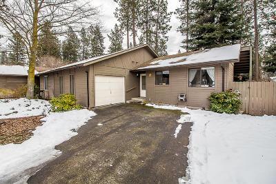 Coeur D'alene Single Family Home For Sale: 702 E Timber Ln