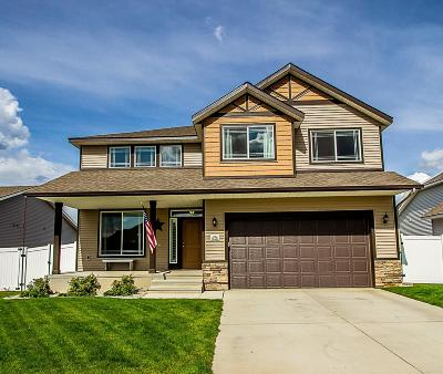 Post Falls Single Family Home For Sale: 696 W Tennessee Ave