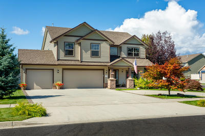 Hayden Single Family Home For Sale: 8537 N Salmonberry Lp