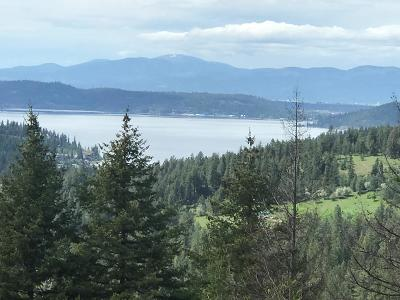 Harrison Residential Lots & Land For Sale: 7399 S Caribou Ridge Rd
