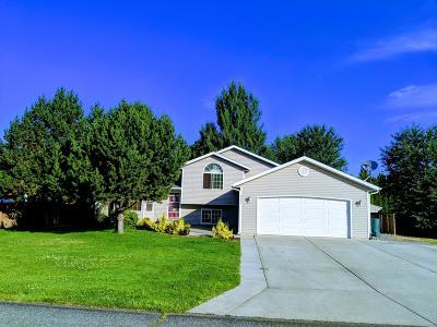 Hayden Single Family Home For Sale: 8643 N Woodvine Dr
