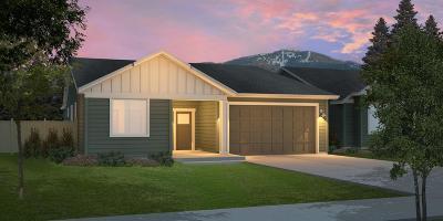 Post Falls Single Family Home For Sale: 5901 W Gumwood Cir