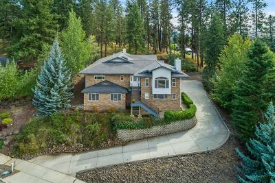 Coeur D'alene Single Family Home For Sale: 904 N Balcony Dr