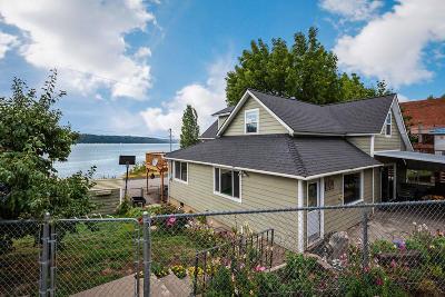 Harrison Single Family Home For Sale: 210 S Coeur D Alene Ave
