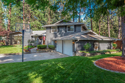 Post Falls Single Family Home For Sale: 413 S Forest Glen Blvd