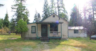 Hayden Single Family Home For Sale: 8034 E English Point Rd