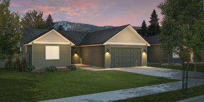 Post Falls ID Single Family Home For Sale: $311,400