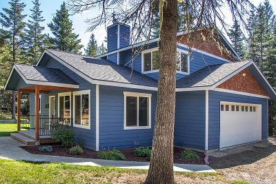 Cocolalla ID Single Family Home For Sale: $449,000