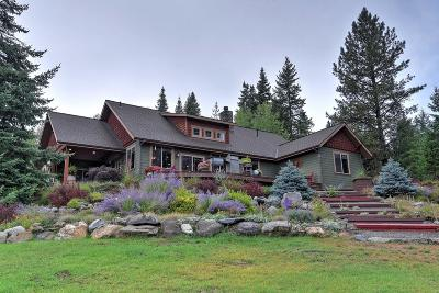Newport Single Family Home For Sale: 6034 Spring Valley Rd