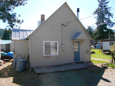 Clark Fork Single Family Home For Sale: 106 Mill St