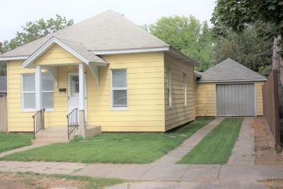Single Family Home For Sale: 513 E Montana Ave
