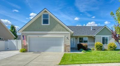 Hayden Single Family Home For Sale: 8574 N Boysenberry Loop