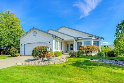 Hayden Single Family Home For Sale: 1198 W Progress Dr