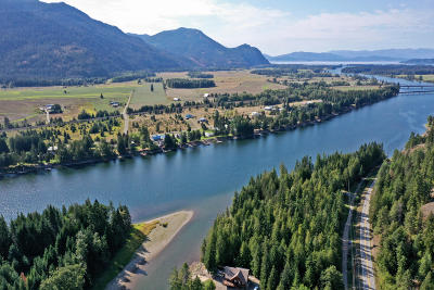 Clark Fork Residential Lots & Land For Sale: Nna Frontage Rd.lots 6, 7, 11&12