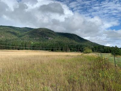 Sandpoint Residential Lots & Land For Sale: NNA Gooby Road