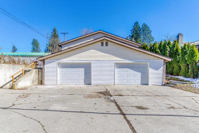 Coeur D'alene Multi Family Home For Sale: 3208/3210 N 17th St