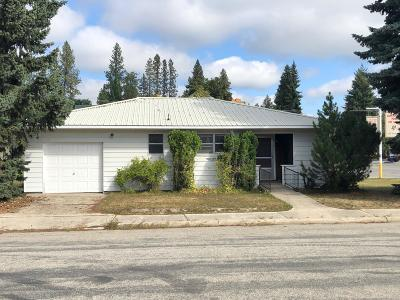 Priest Lake, Priest River Single Family Home For Sale: 615 High