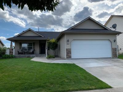 Post Falls Single Family Home For Sale: 2858 N Alfalfa Lp