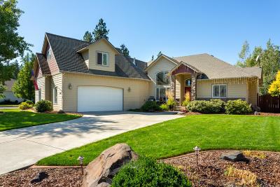 Coeur D'alene Single Family Home For Sale: 3945 N 19th St