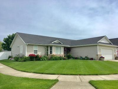 Hayden Single Family Home For Sale: 1515 Sutherland Ct