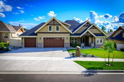 Hayden Single Family Home For Sale: 1076 E. Hurricane Drive