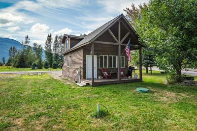 Clark Fork Single Family Home For Sale: 3 Elk Horn Dr.