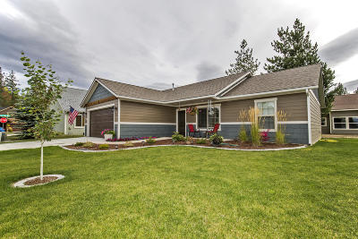 Sandpoint Single Family Home For Sale: 311 Creektop Ln.