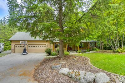Hayden Single Family Home For Sale: 8271 N Rhapsody Ln