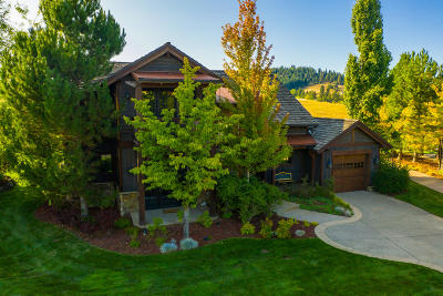 Coeur D'alene Single Family Home For Sale: 17023 S Citrine Dr