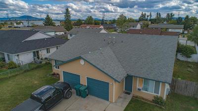 Rathdrum Multi Family Home For Sale: 8104 W Colorado St