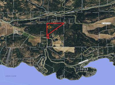 Coeur D'alene Residential Lots & Land For Sale: NKA Valhalla Rd