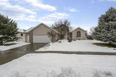 Post Falls Single Family Home For Sale: 3075 N Slice Dr