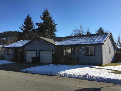 Coeur D'alene Multi Family Home For Sale: 1132-1134 E Gilbert Ave