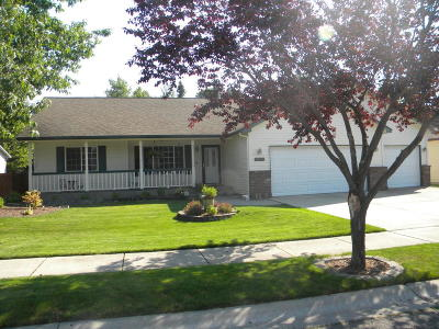 Coeur D'alene Single Family Home For Sale: 5779 N Harcourt Dr