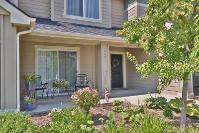 Coeur D'alene Condo/Townhouse For Sale: 6471 N Cornwall St